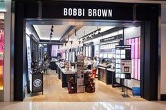 Shopping mall in Hong Kong Royalty Free Stock Image
