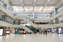 shopping mall interior Stock Photography