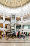 Shopping Mall Interior royalty free stock photo