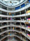 Shopping mall Royalty Free Stock Photos