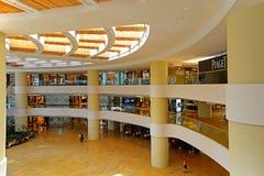 Shopping mall interior Royalty Free Stock Photo