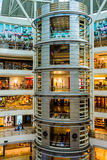 Shopping Mall at KLCC Royalty Free Stock Images