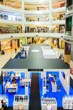 Shopping Mall at KLCC Stock Photography