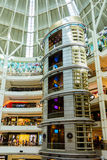 Shopping Mall at KLCC Stock Image