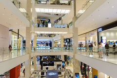Shopping mall Stock Images