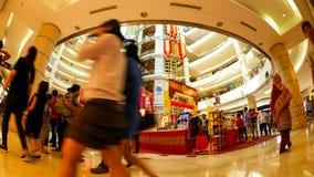 Shopping mall in Kuala Lumpur. KUALA LUMPUR, MALAYSIA - MARCH 30, 2016: VIEW OF customers visit in the Suria mall on March 30, 2016 in Kuala Lumpur, Malaysia Stock Photography