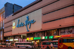 Shopping mall in Kuala Lumpur, Malaysia Stock Photography