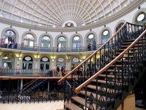 Shopping  Mall. Stock Photos