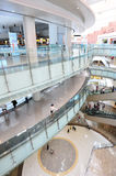 Shopping mall lounge Royalty Free Stock Photography