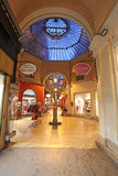 Shopping mall in Lyon, France Stock Photo