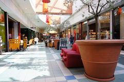 Shopping mall Royalty Free Stock Image