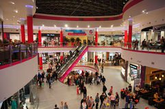 Shopping mall Royalty Free Stock Images