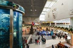 Shopping mall Mega Royalty Free Stock Images