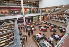 In the Shopping Mall Royalty Free Stock Image