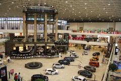 Shopping mall. Palas shopping center (mall) in Iasi, Romania Royalty Free Stock Photos