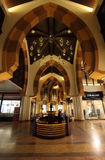 Shopping mall in the Pearl, Doha Stock Photo