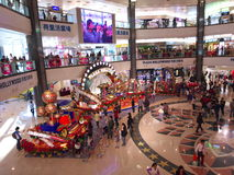 Shopping Mall : Plaza Hollywood in Hong Kong Royalty Free Stock Photo