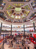Shopping Mall : Plaza Hollywood in Hong Kong Stock Image