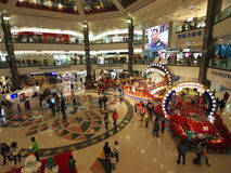 Shopping Mall : Plaza Hollywood in Hong Kong Royalty Free Stock Photography