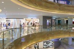 Shopping mall in ShenZhen Royalty Free Stock Photo