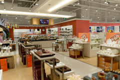 Shopping mall in ShenZhen Stock Photos