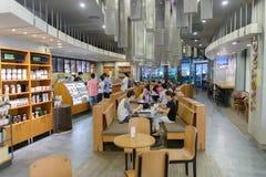 Shopping mall in ShenZhen Royalty Free Stock Photos