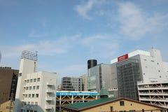 The shopping mall at Tenjin. 2016 Stock Photo
