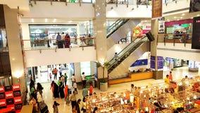 Shopping mall. A upmarket multi brand retail shopping store in Mumbai, India Royalty Free Stock Photography