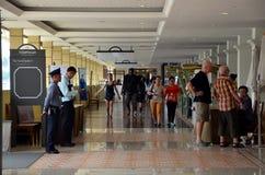 Shopping mall Yodpiman Riverwalk Stock Image