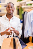 Shopping man Royalty Free Stock Images