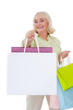 Shopping is my hobby! Royalty Free Stock Image