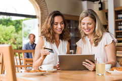 Shopping online royalty free stock image