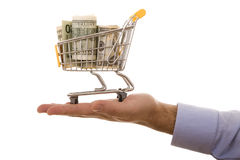 Shopping opportunities Royalty Free Stock Photo