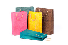 Shopping package Stock Photography