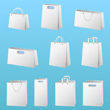 Shopping package vector Stock Images