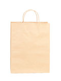 Shopping paper bag isolated Royalty Free Stock Photography