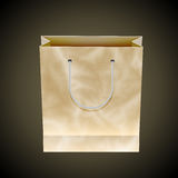 Shopping paper bag Royalty Free Stock Photo