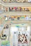 Shopping plaza Royalty Free Stock Image