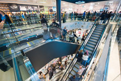 Shopping at Primark Royalty Free Stock Photography