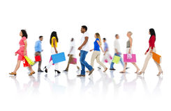 Shopping Purchase Retail Customer Consumer Sale Concept Stock Photography