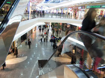 Shopping in Russia Royalty Free Stock Photos