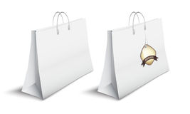 Shopping sacks Royalty Free Stock Photos