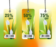 Shopping and Sale Concept Royalty Free Stock Images
