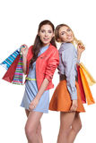 Shopping, sale and gifts concept Stock Photography