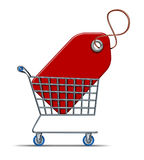 Shopping Savings Royalty Free Stock Photos