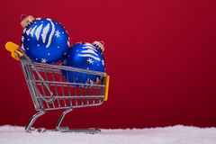 Shopping season Stock Image