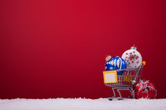 Shopping season Stock Photography