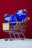Shopping season Royalty Free Stock Photo