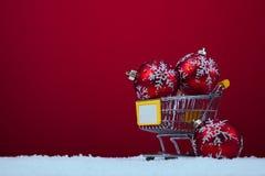 Shopping season Royalty Free Stock Images