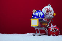 Shopping season Stock Photo